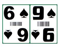 6 dan 9