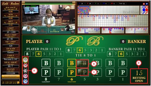 live baccarat sbobet casino 2