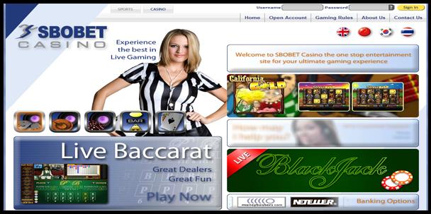 Sbobet.Com Casino